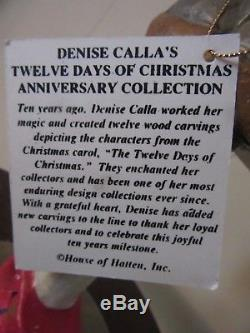12 Days of Christmas Lord-a-Leaping by Denise Calla and House of Hatten