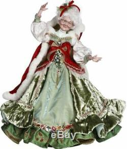 22.5 Mrs. Claus Christmas Eve By Mark Roberts 51-05724