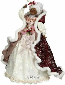 23 AF-AM Victorian Mrs. Claus (51-85721)