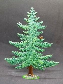 ARTIST WILHELM SCHWEIZER GERMAN ZINNFIGUREN Giant Pine (8x 10.5)