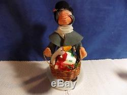 Annalee A Christmas Carol Dolls- Set Of 10 Scrooge / Cratchit / Ghost Euc