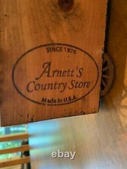 Arnett Country Store Santa