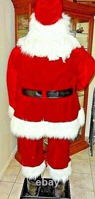 Ashland 6'ft 2inches Giant Santa For your Homes Holiday Decor