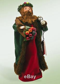 Byers Choice A Christmas Carol 5-piece Holiday Figurine Set Charles Dickens