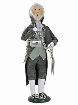 Byers Choice A Christmas Carol 7-piece Figurine Set New For Christmas 2017