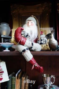 Carolyn Morgan Limited Edition handmade Christmas fairy troll signed Xmas canada