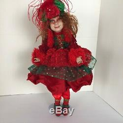 Christmas Fairy Doll From The Estate Of Elizabeth Taylor