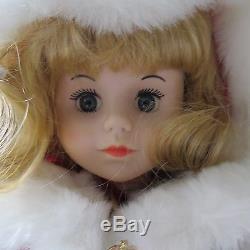 Christmas Vintage Telco Animated & Illuminated Doll (#6)