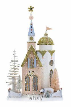 Cody Foster Polar Bear Palace Christmas 19 Village Castle House