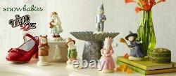 Dept 56 Snowbabies Wizard of Oz Guest Collection 6pc set NIB special price