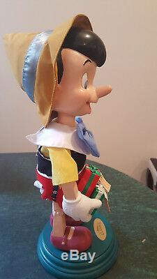 Disney Christmas Holiday Pinocchio Telco Animated Musical