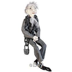 FGS70015 40 Jacob Marley Ghost of Christmas Past Joe Spencer Doll Scrooge Movie