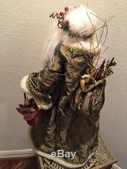 From Jacqueline Kent's Elderly Elves of Adler Joyous Noel, PRISTINE