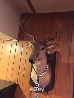 Gemmy Buck Talking Singing Animated Deer Just Like Brand New