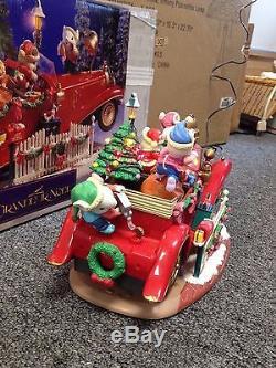 Grandeur Noel Collector's Edition Animated Christmas Roadster