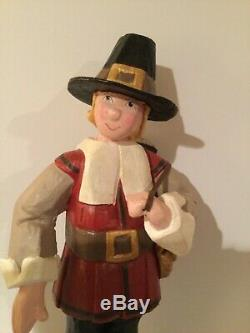 House Of Hatten Large Pilgrims DCalla 1995. 14 inches beautiful