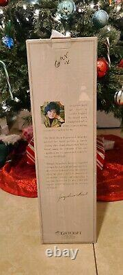 Jacqueline Kent Miss Baker Christmas Carollers JKC Doll New BOX COA 344504