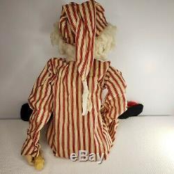 Joe Spencer Gathered Traditions Ebenezer Scrooge Doll Christmas Display 42