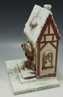 Kathe Wohlfahrt Kindertraum Lebzelterei Cookie Ginger Shop L. E 65/100 Rare