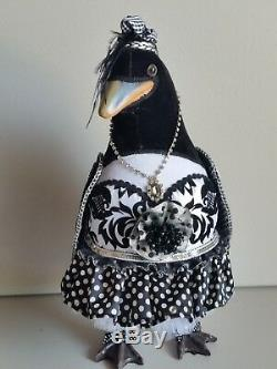 Katherine's Collection 19 Lady Wendy Holiday Penguin Doll