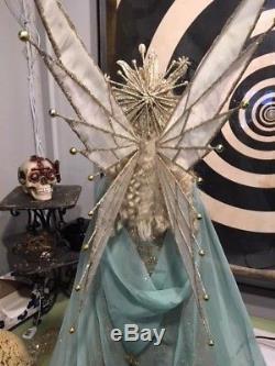 Katherine's Collection 31 Queen Celestial Fairy Angel Christmas Doll