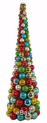 Katherine's Collection 36 Multi Colored Tabletop Christmas Tree