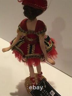 Katherine's Collection Retired Nutcracker Ballerina Doll Figurine 10NEW