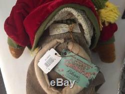 Katherine's Collection, Wayne Kleski, Mary Engelbreit Nicholas Doll & Book NIB