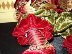 Katherine's Collection retired Wayne Kleski Knotty Hare Doll