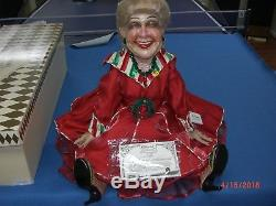 Katherine's collection Christmas Theme Eula Doll