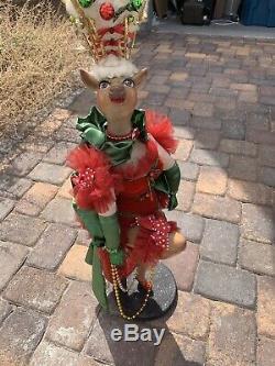 Katherine's collection Dancing Reindeer