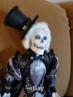 Katherine's collection dolls