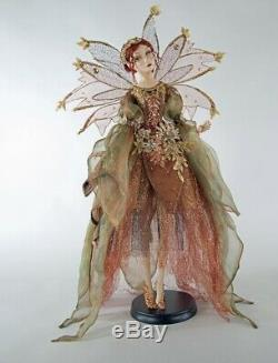Katherines Collection 32 Standing Spiced Traditions Fairy Doll 11-811423