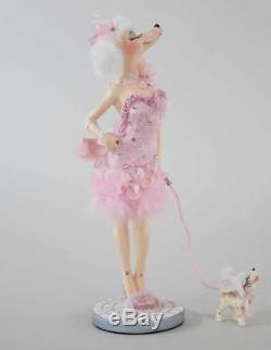 Katherines Collection FiFi Poodle Sexy French Paris Lady Christmas 28-828209