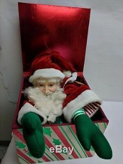 Katherines Collection Wayne Kleski Santa Jack In The Box