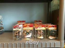 Lemax Lot Of 175 Figurines Plus 9 Tabletop Pieces New In Unopened Package