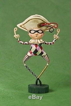 Lori Mitchell SET/8 Nutcracker Suite Ballet Clara Mouse King Columbine Harlequin