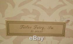 Mark Roberts 17 TAILOR FAIRY SM 51-46640 NWOT 2004