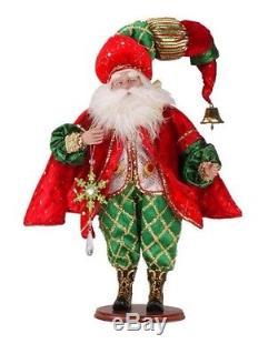 Mark Roberts 24 All The Trimmings Christmas Santa NEW