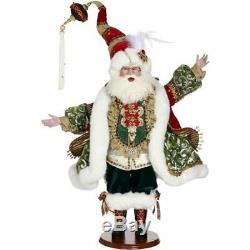 Mark Roberts 51-97086 Dazzling Santa 31 Inches