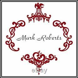 Mark Roberts 7 Swans A Swimming Elf 51-41466 Medium 26 Figurine