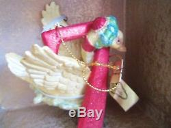 Mark Roberts All 12 Days Of Christmas Ornaments New with tags in Box rare small