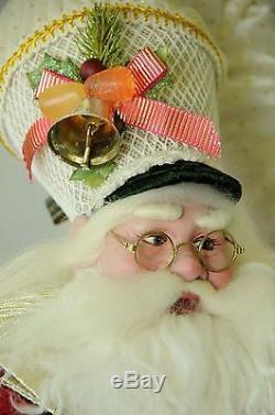 Mark Roberts Candy Shop Santa, 27 Limited Edition 2016