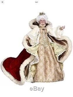 Mark Roberts Christmas Ball Limited Edition 24 Mrs. Claus