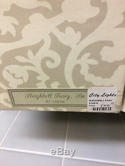 Mark Roberts Christmas Carol Fairies /fairy Lot Of 2 Large 17 Original Boxes