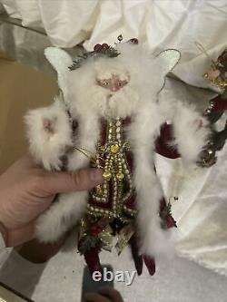 Mark Roberts Christmas Elf Fairies 5 Different 10