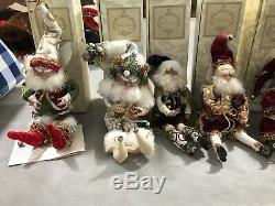 Mark Roberts Christmas Fairies Lot Of 11