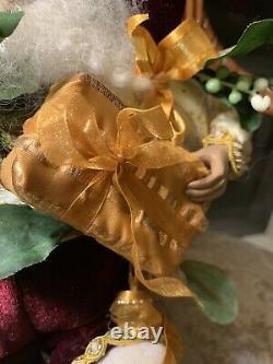 Mark Roberts Christmas Large 15 Mistletoe & Holly Fairy