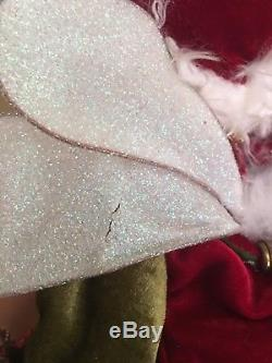 Mark Roberts Christmas Rabbit Fairy Medium 18 Inches Limited Edition 312/2000