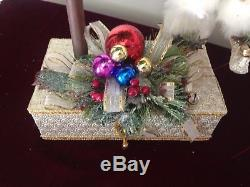 Mark Roberts Christmas in the City XL Fantasy Fairy Stocking Holder, NEW RETIRED